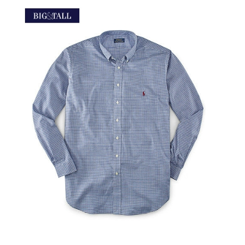 Polo Classic-Fit Cotton Twill Sporthshirt Thumbnail