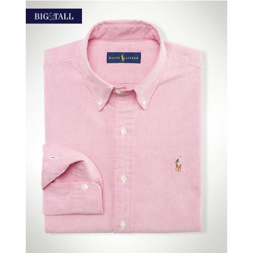 Polo Classic-Fit Long Sleeve Oxford Thumbnail
