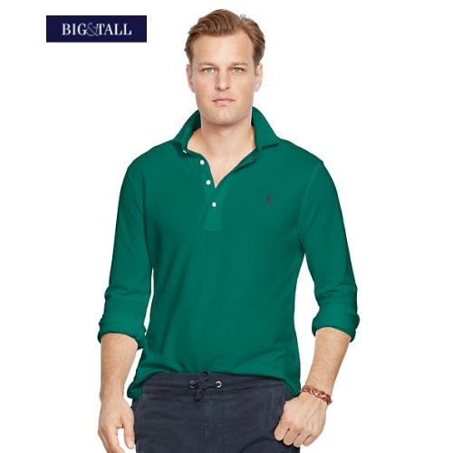 Polo Classic-Fit Long Sleeved Polo Thumbnail