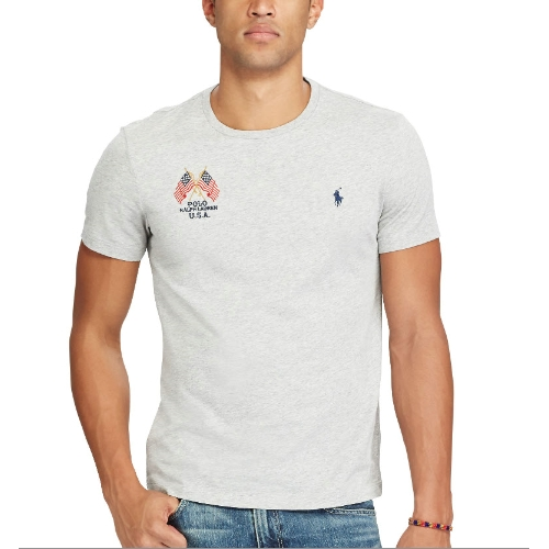 Polo Novelty Flag T-Shirt Thumbnail