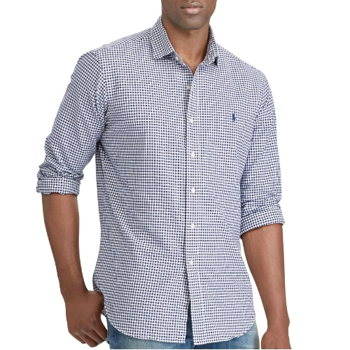 Polo Classic-Fit Oxford Sportshirt Thumbnail