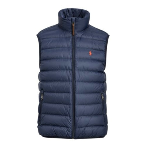 Polo Packable Down Vest  Thumbnail