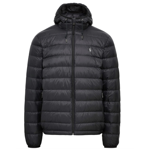 Polo Packable Hooded Down Jacket Thumbnail