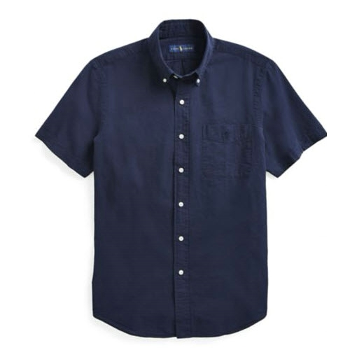 Polo Cotton Seersucker Shirt Thumbnail