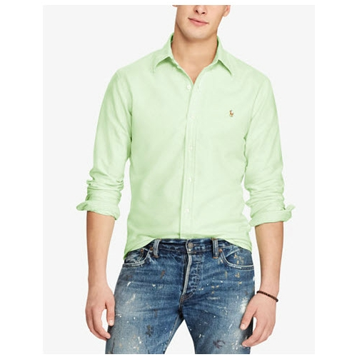 Polo Classic-Fit Cotton Oxford Shirt Thumbnail