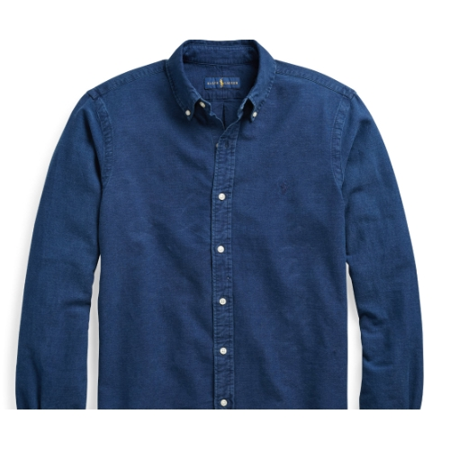 Polo Classic Fit Oxford Shirt Thumbnail