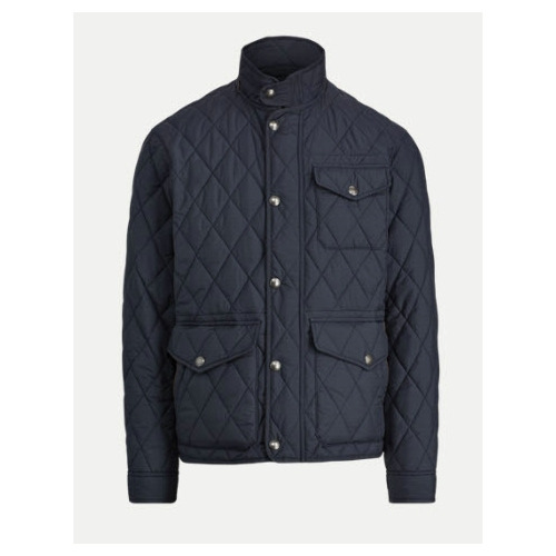 Polo Dartmouth Quilted Jacket Thumbnail