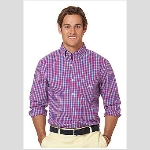 Chaps William Check Easy Care Sportshirt Thumbnail
