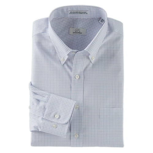 CS TATTERSALL DRESS SHIRT Thumbnail