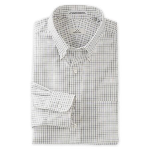 CS WINDOWPANE DRESS SHIRT Thumbnail