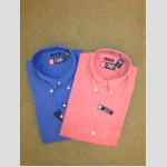 Chaps Easy Care Solid Sportshirt Thumbnail