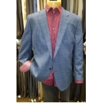 James Whitehead Blue Plaid Sportcoat Thumbnail