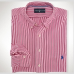 Polo Ralph Lauren Classic-Fit Striped Polo Thumbnail