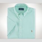 Polo Ralph Lauren Short Sleeved Chambray Thumbnail