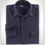 Polo Classic-Fit Flap Pocket Shirt Thumbnail