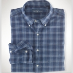 Polo Classic-Fit Plaid Sportshirt Thumbnail