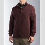 Cutter & Buck Journey Half Zip Sweater Thumbnail