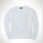 Polo Ralph Lauren Atlantic Terry Sweatshirt Thumbnail