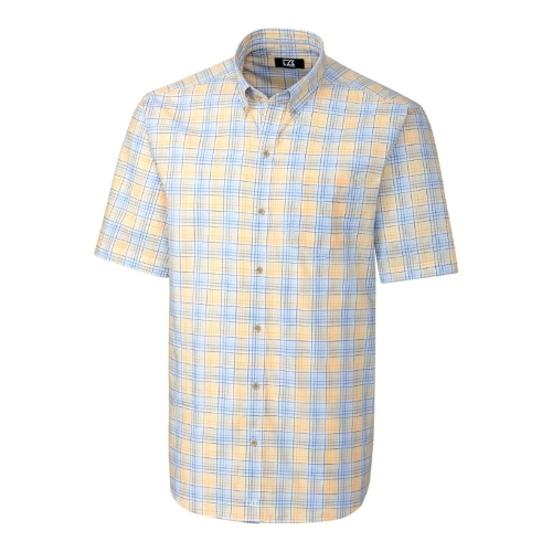 Cutter & Buck Anchor Plaid Sportshirt Thumbnail