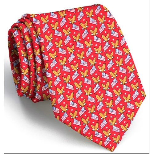 Bird Dog Bay American Eagle XL Tie Thumbnail