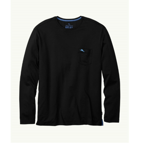 Tommy Bahama Bali Skyline Long Sleeve Tee Thumbnail