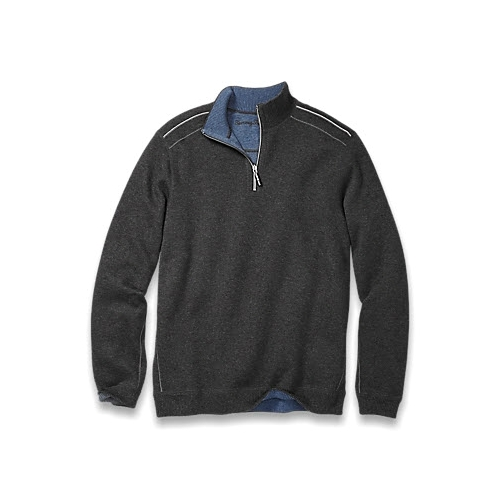 Tommy Bahama Flip Side Quarter-Zip Pullover Thumbnail