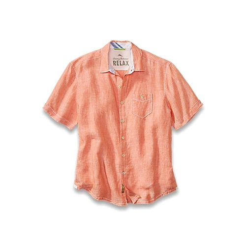Tommy Bahama New Party Breezer Linen Shirt Thumbnail