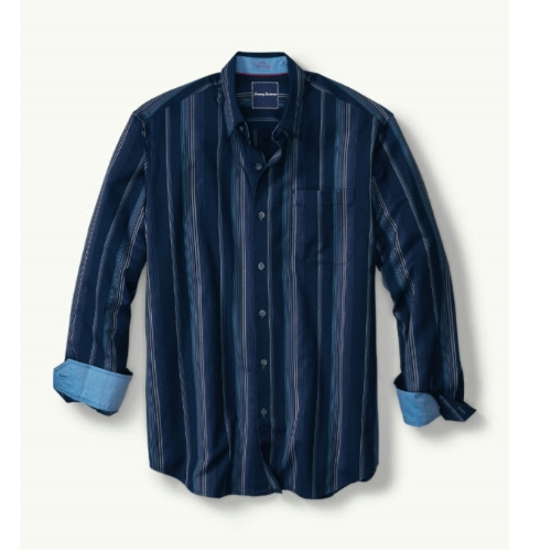 Tommy Bahama Sail Over Stripe Shirt Thumbnail