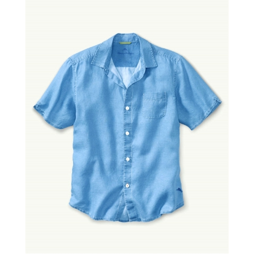 Tommy Bahama Seaspray Linen Camp Shirt Thumbnail