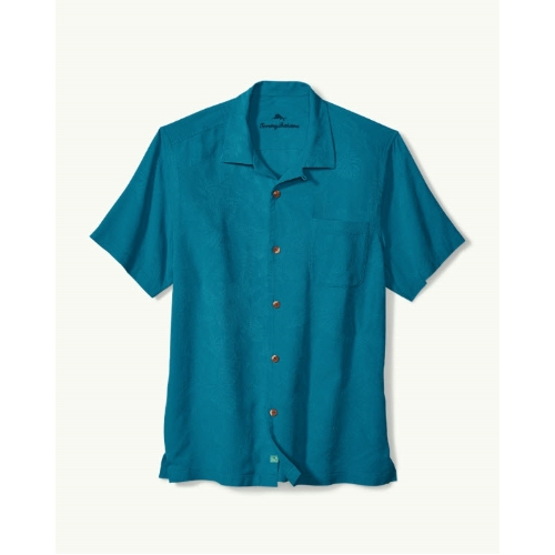 Tommy Bahama St.. Lucia Fronds Camp Shirt Thumbnail