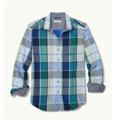 Tommy Bahama Heredia Plaid Shirt Thumbnail