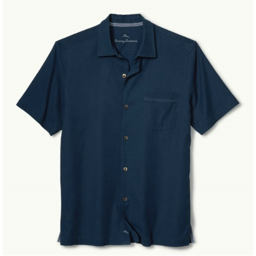 Tommy Bahama Catalina Twill Camp Shirt Thumbnail