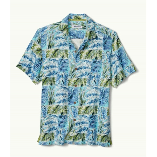 Tommy Bahama Outside the Fronds Camp Shirt Thumbnail
