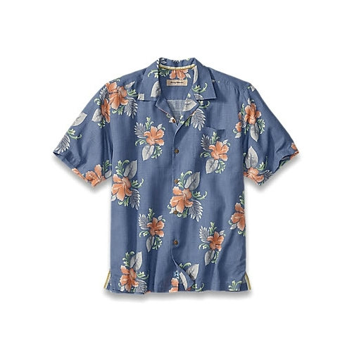 Tommy Bahama Breezy Blooms Camp Shirt Thumbnail