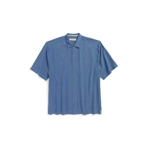 Tommy Bahama Brave the Wave Camp Shirt Thumbnail