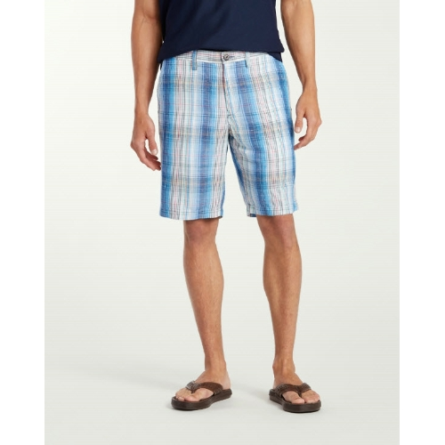 Tommy Bahama Corfu Plaid Shorts Thumbnail