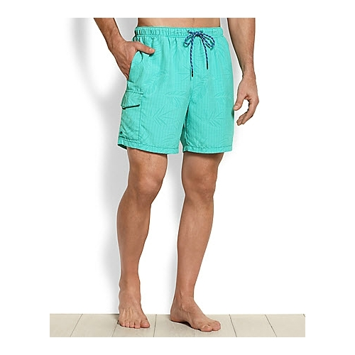 Tommy Bahama Naples Tiki Palm Swim Trunks Thumbnail