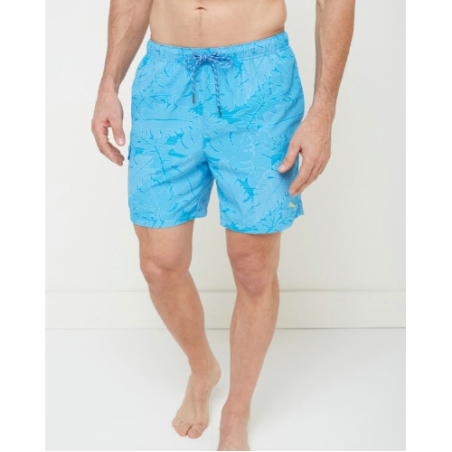 Tommy Bahama Naples Jacquard Swim Trunks Thumbnail