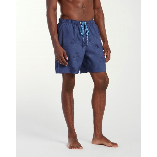 Tommy Bahama Naples 3 Palm Night Swim Trunks Thumbnail