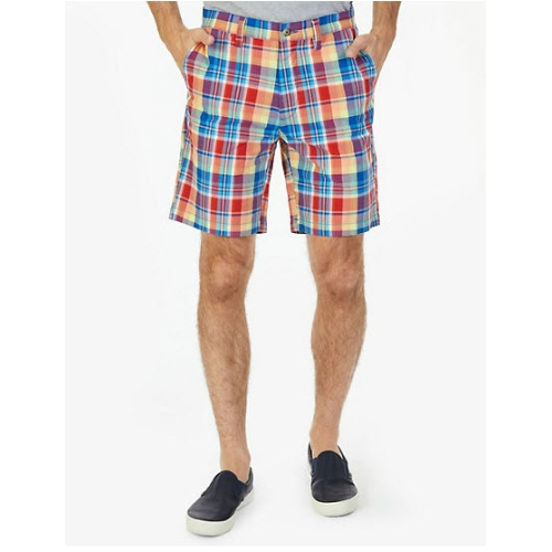 Nautica Plaid Shorts Thumbnail
