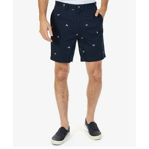 Nautica Printed Flag Shorts Thumbnail
