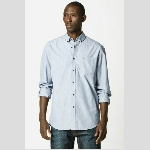 Lacoste End-on-end Woven Sportshirt Thumbnail