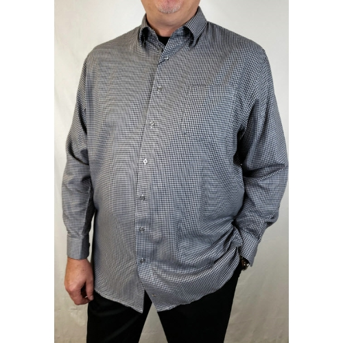 F/X Fusuion Mini Check Sportshirt Thumbnail