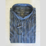 F/X Fusion Short Sleeve Striped Sportshirt Thumbnail