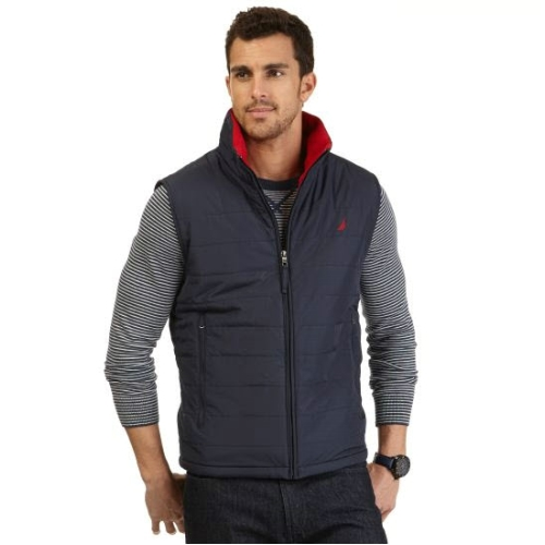 Nautica Quilted Vest Thumbnail