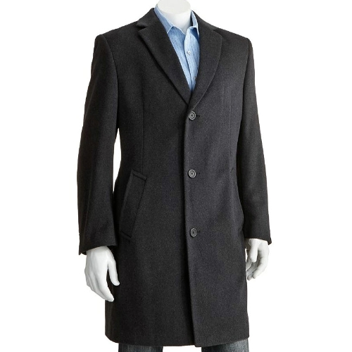 Jean-Paul Germain Mid Length Topcoat Thumbnail
