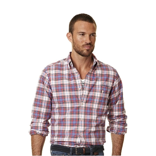 Nautica Plaid Oxford Sportshirt Thumbnail