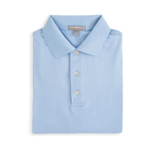 Peter Millar Stretch Jersey Knit Polo Thumbnail