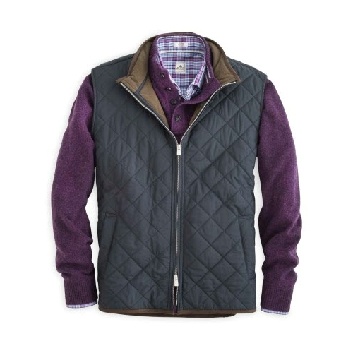 Peter Millar Hudson Quilted Vest Thumbnail