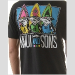 Maui and Sons Shark Row Tee Thumbnail